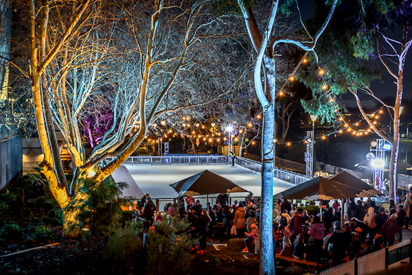 christmas eve fed square