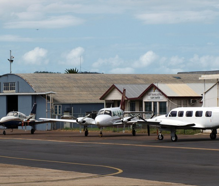 Archfield Airport