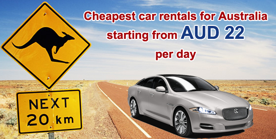 Cheapest car rentals for australia