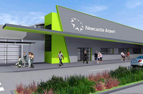 Victoria Newcastle Airport